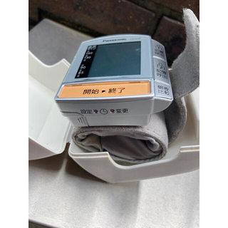 Panasonic - 手くび 血圧計 EW3039 値引き可能❣️