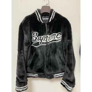 シュプリーム(Supreme)のfaux fur jacket(ブルゾン)