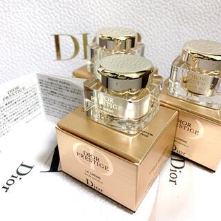 ディオール(Dior)のプレステージ ラ クレーム (クリーム) 15ml(美容液)