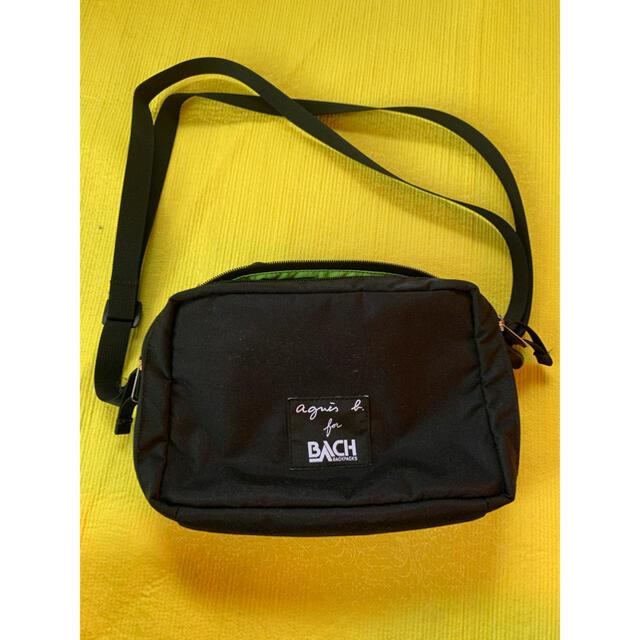 agnes b.(アニエスベー)のagnis.b×BACH コラボサコッシュ レディースのバッグ(ショルダーバッグ)の商品写真