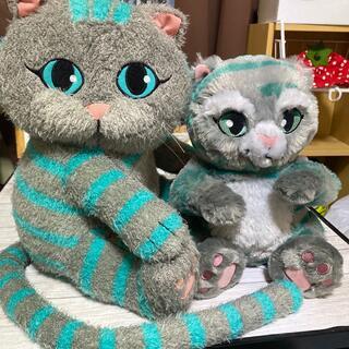 Disney - ディズニー  アリスインワンダーランド  チェシャ猫 ぬいぐるみ チシャ
