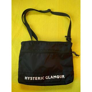 ヒステリックグラマー(HYSTERIC GLAMOUR)のHYSTERIC GLAMOUR サコッシュ(ショルダーバッグ)