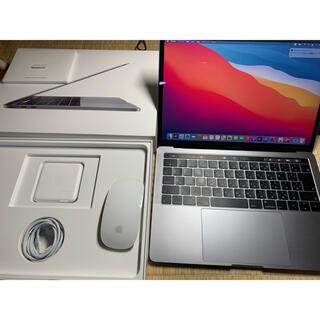 Mac (Apple) - 13インチ 美品 macboook pro retina 2019 office