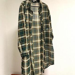 GRL - チェックシャツ ロングカーディガン WEGO イング スピンズ zara