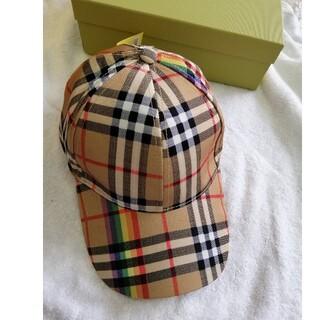BURBERRY - 男女兼用Burberry 帽子