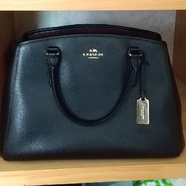 COACH(コーチ)のCOACHショルダ―付きバッグ レディースのバッグ(ハンドバッグ)の商品写真
