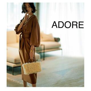 ADORE - アドーア リトル ブラック ドレス