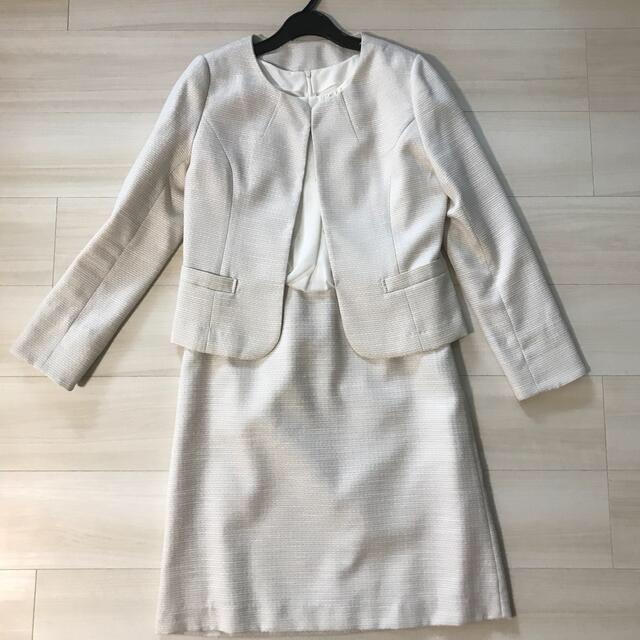 セレモニースーツ  レディースのフォーマル/ドレス(スーツ)の商品写真