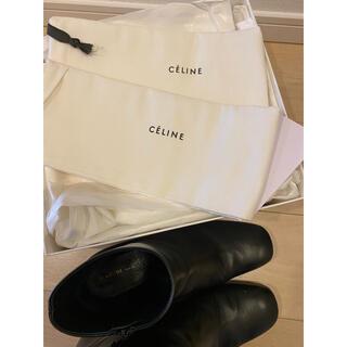 celine - セリーヌ ブーツ バンバン 5センチ 38.0 フィービーファイロ bambam