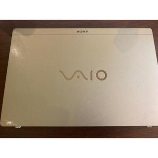 バイオ(VAIO)のSONY VAIO PC VPCX13AKJ ケース付き(ノートPC)