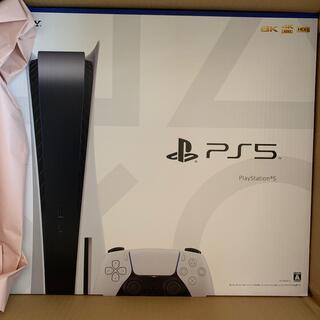 ソニー(SONY)のPlayStation5 ps5 ディスクドライブ搭載 新品未開封(家庭用ゲーム機本体)