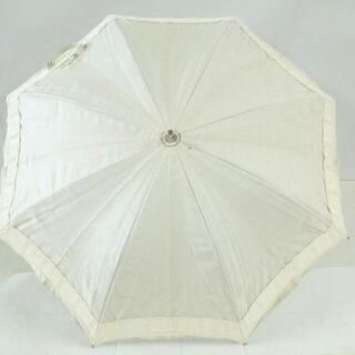 ジバンシィ(GIVENCHY)のジバンシー - アイボリー 日傘/レース(傘)