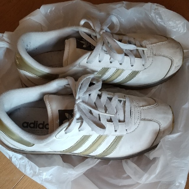 adidas(アディダス)のアディダス カントリーリップル24cm レディースの靴/シューズ(スニーカー)の商品写真