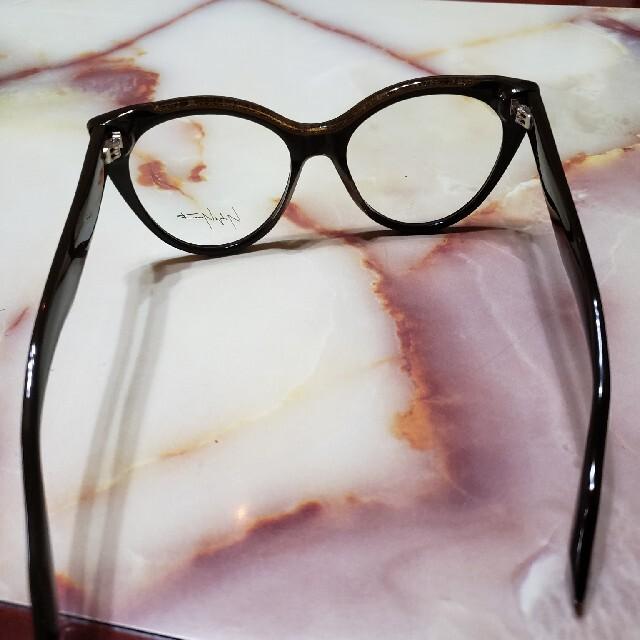 Yohji Yamamoto(ヨウジヤマモト)の新品 ヨウジヤマモト メガネフレーム YOHJI  YAMAMOTO  Y-3 メンズのファッション小物(サングラス/メガネ)の商品写真