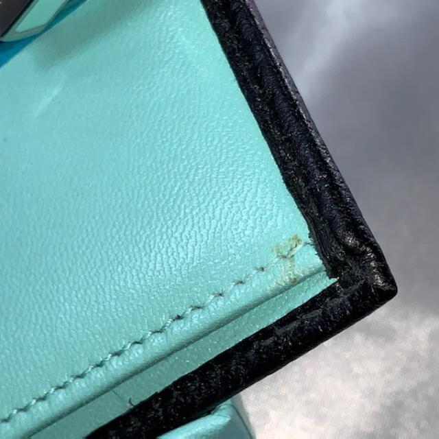 Tiffany & Co.(ティファニー)のティファニー 名刺入れ カードケース レディースのファッション小物(名刺入れ/定期入れ)の商品写真