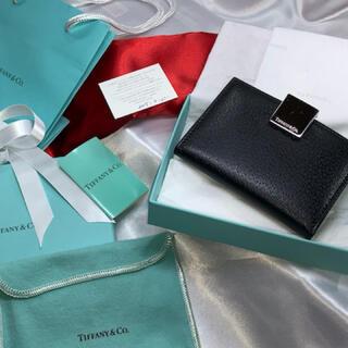 Tiffany & Co. - ティファニー 名刺入れ カードケース