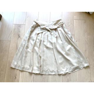ユニクロ(UNIQLO)のUNIQLO スカート (64cm)(ひざ丈スカート)