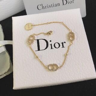 Christian Dior - 早い者勝つ♬dior ブレスレット