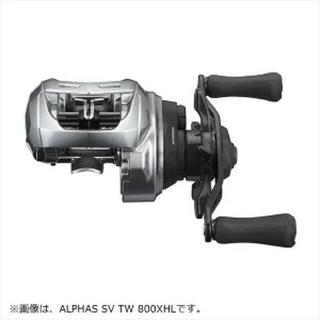 DAIWA - 【新品未使用】ダイワ 21アルファス SV TW800HL