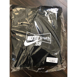 NIKE - 即日発送可【Mサイズ】WASTED YOUTH x Nike SB HOODY