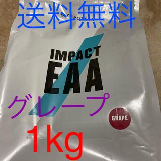 マイプロテイン(MYPROTEIN)のマイプロテインEAA 1kgグレープ味(プロテイン)