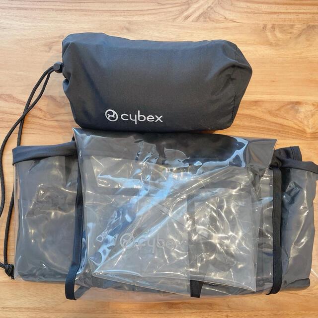 cybex(サイベックス)のサイベックス◇イージーS デニム/マンハッタングレー キッズ/ベビー/マタニティの外出/移動用品(ベビーカー/バギー)の商品写真