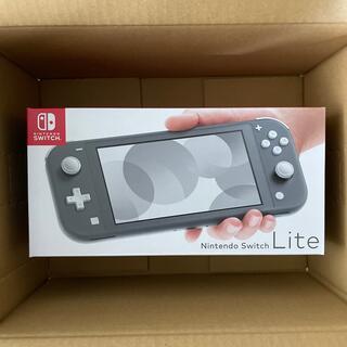 任天堂 - Nintendo Switch Lite 任天堂スイッチライト グレー