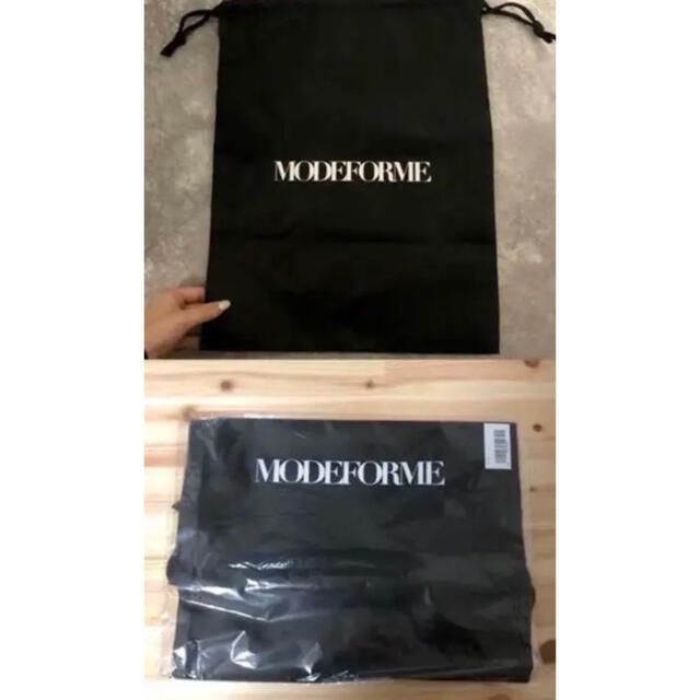Maison Martin Margiela(マルタンマルジェラ)のノベルティー付き❤︎ modeforme ショート丈ニット レディースのトップス(ニット/セーター)の商品写真