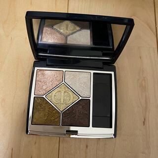 Dior - Dior サンククルールクチュール549 ゴールデンスノー