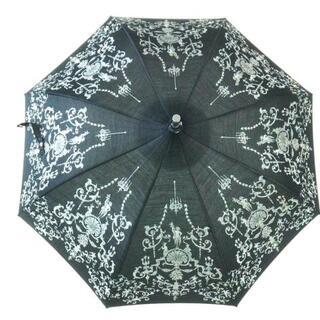 ヴィヴィアンウエストウッド(Vivienne Westwood)のヴィヴィアンウエストウッド美品  - 日傘(傘)