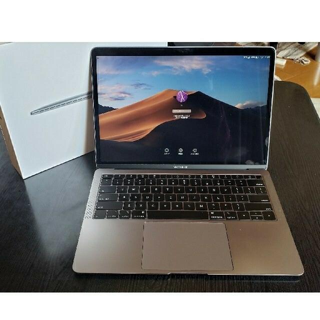 Mac (Apple)(マック)のmacbook air 2018 8gb/256gb スマホ/家電/カメラのPC/タブレット(ノートPC)の商品写真