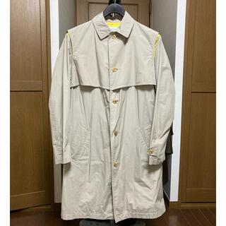 kolor - kolor ステンカラー コート Size 3
