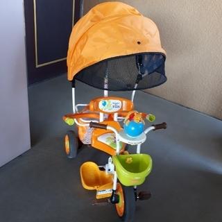 アイデス(ides)の三輪車  ◆アイデスカーゴドーム  ◆くまのプーさん(三輪車)