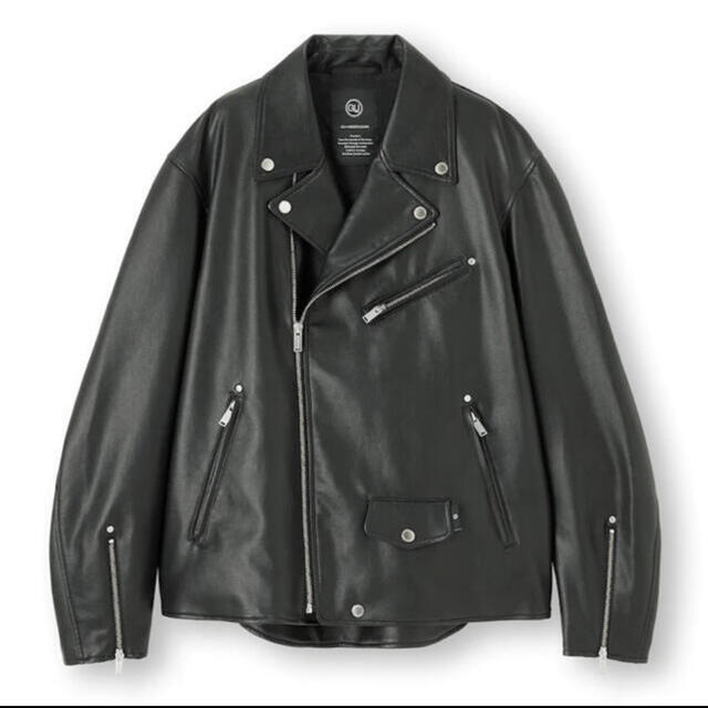 GU(ジーユー)の👕GU 👕UNDERCOVER+X メンズのジャケット/アウター(レザージャケット)の商品写真