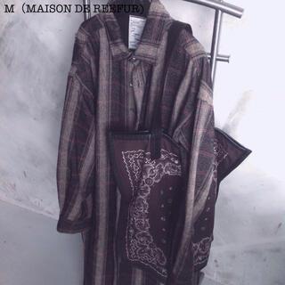 Maison de Reefur - M(MAISON DE REEFUR) メゾンドリーファー バンダナ肩掛けバッグ