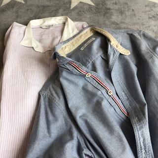 エディフィス(EDIFICE)のEDIFICE シャツ 2枚(シャツ)