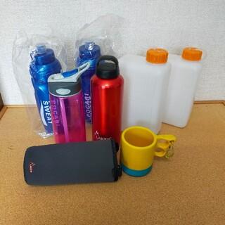 チャムス(CHUMS)のラーケンボトル チャムスマグカップ等色々(登山用品)