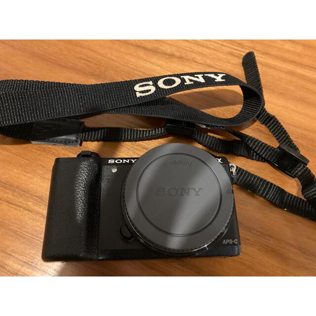 SONY(ソニー)の最終値下 美品 sony α5100 ソニー  スマホ/家電/カメラのカメラ(ミラーレス一眼)の商品写真