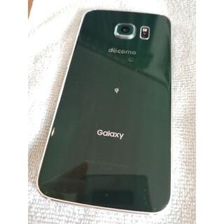 SAMSUNG - ほぼ未使用 docomo SAMSUNG Galaxy S6 Edge 64GB