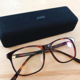 JINS - JINS メガネ [度なし]