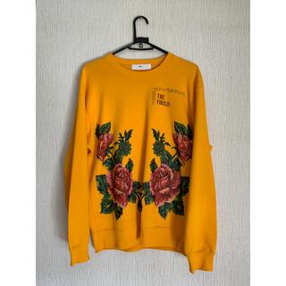 トーガ(TOGA)のTOGA VIRILIS 21ss print sweat shirt(スウェット)