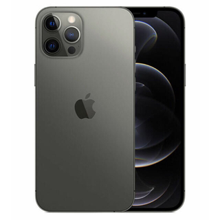 iPhone -  iPhone12 PRO Max 128GB グラファイト 美品