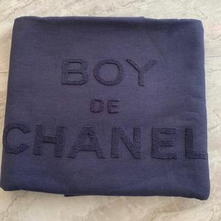 シャネル(CHANEL)のボーイ ドゥ シャネルのノベルティ タオル(タオル/バス用品)