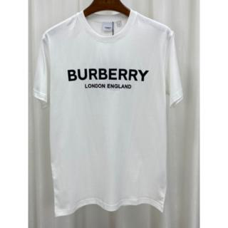 BURBERRY - BURBERRY バーバリー ロゴ プリント Tシャツ