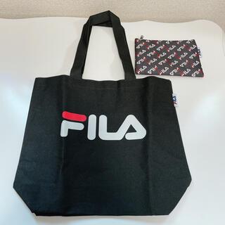 FILA - 【FILA】トート&ポーチ