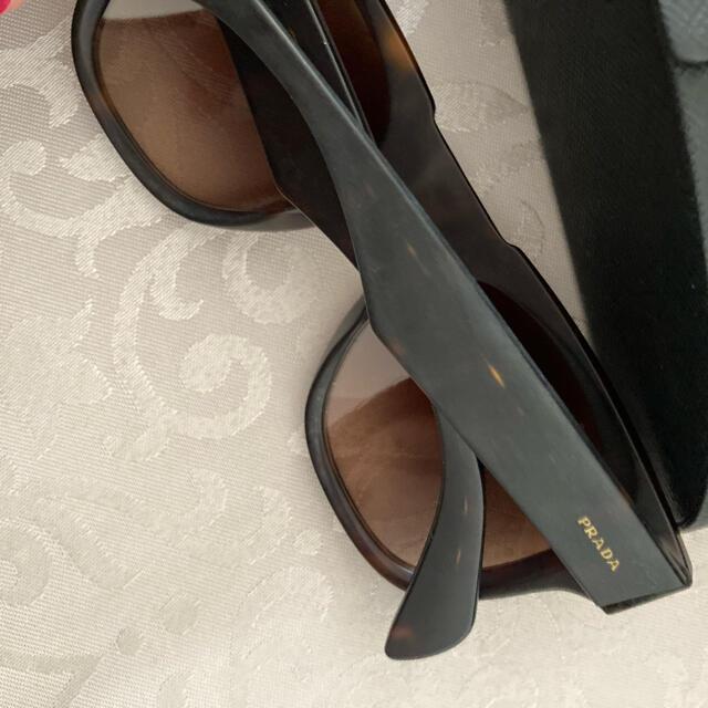 PRADA(プラダ)のプラダ サングラス レディースのファッション小物(サングラス/メガネ)の商品写真