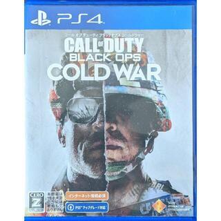 PlayStation4 - コール オブ デューティ ブラックオプス コールドウォーPS4 COD BOCW