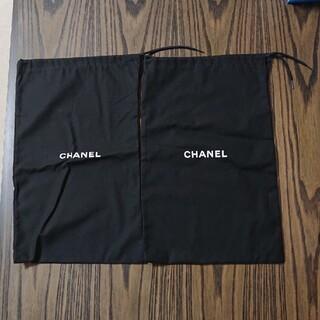 CHANEL - シャネル シューズ 保存袋