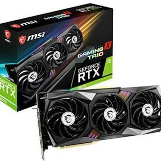 新品送料込 MSI GeForce RTX 3070 GAMING X TRIO