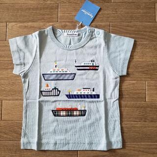familiar - ★新品タグ付★familiar Tシャツ 90